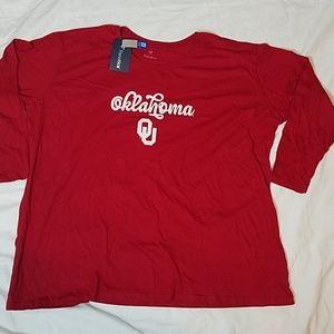 Oklahoma University Shirt